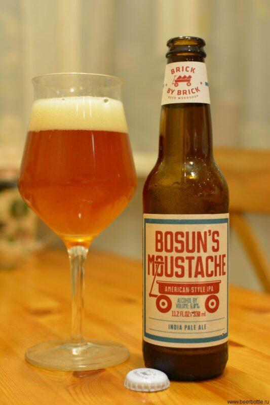 Пиво Bosun's Moustache