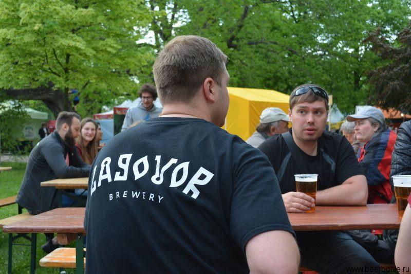 Фестиваль пива в Риге