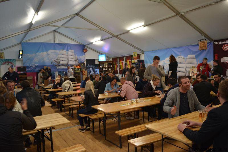 KwakInn на Latvian beer fest 2017