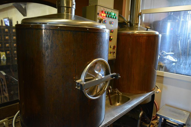 Пивоварня Пивград г. Кинешма