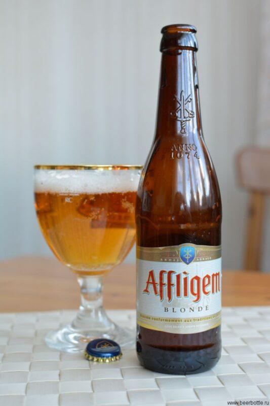 Пиво Affligem из СПб