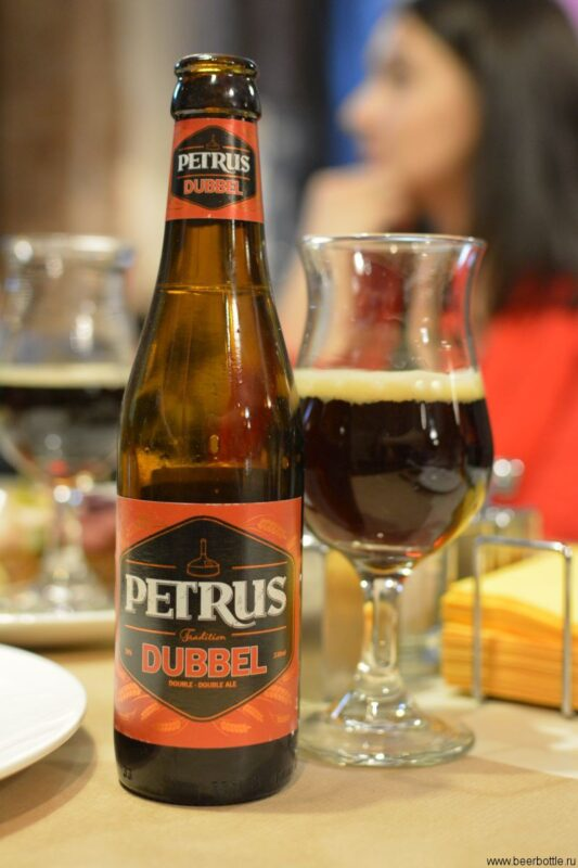 Пиво Petrus Dubbel