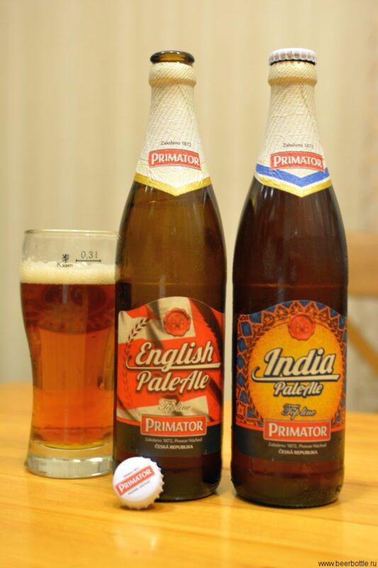 Пиво Primator Pale Ale