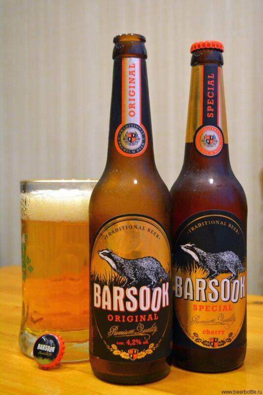 Пиво Barsook
