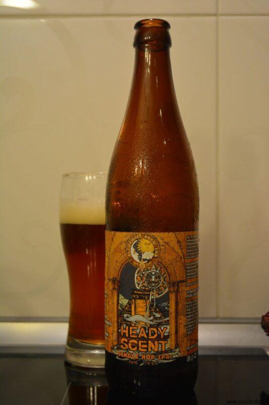 Пиво Heady Scent