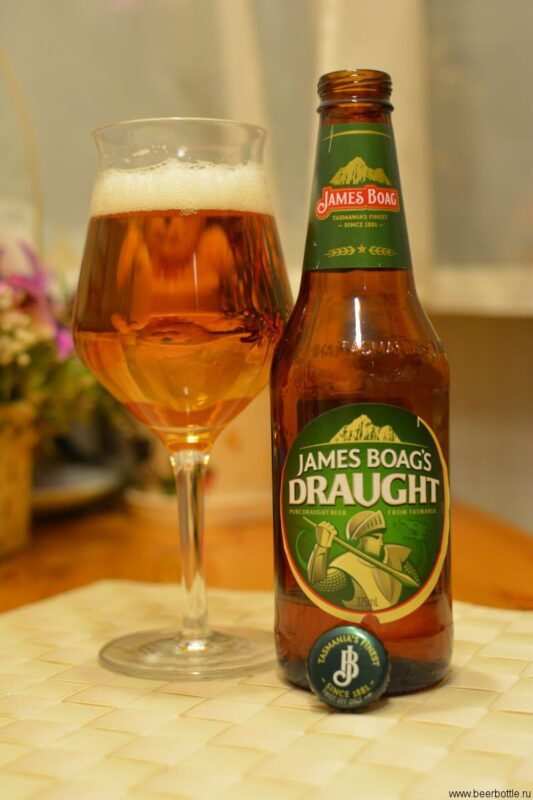 Пиво James Boag's Draught