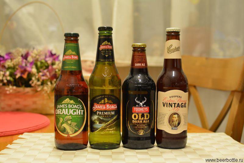 Пиво из Австралии