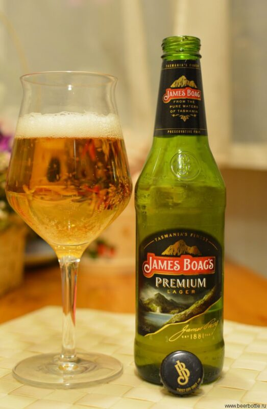 Пиво James Boag's Premium Lager