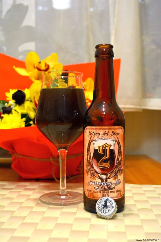 Пиво Anniversary Ale 2