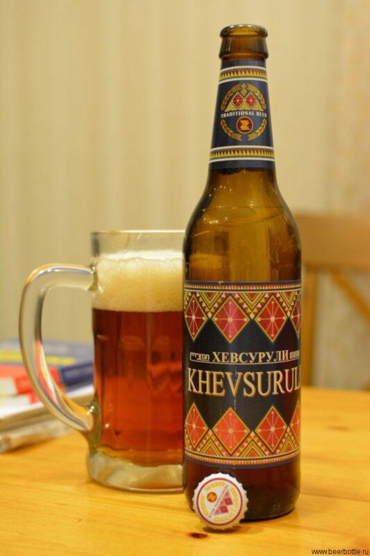 Пиво Khevsuruli