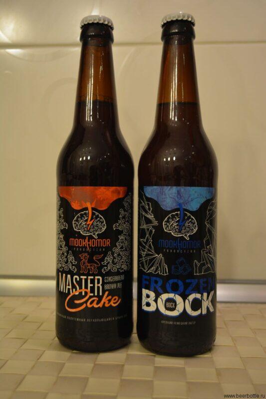 Пиво Mookhomor