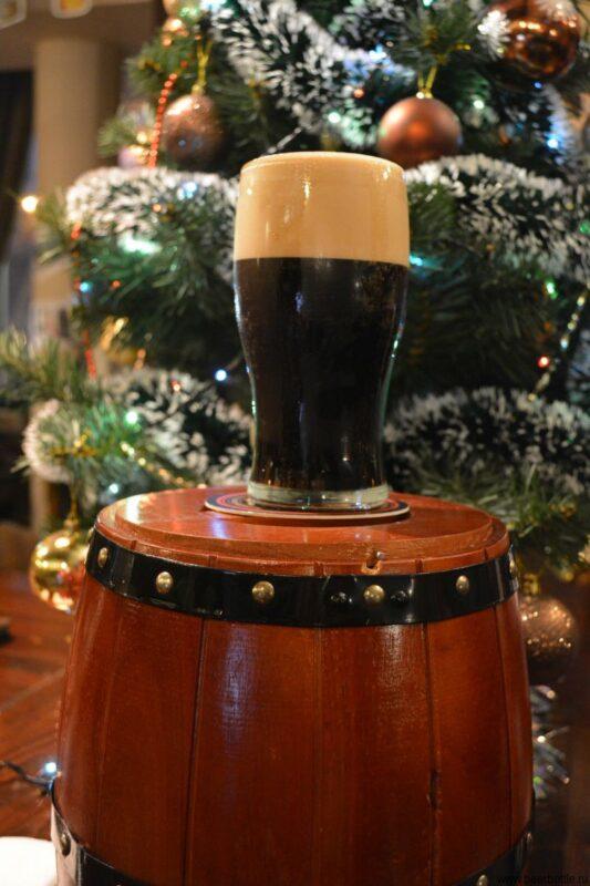 Пиво Black Angus