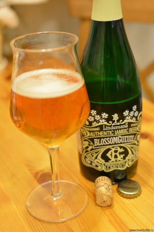 Пиво Blossom Gueuze