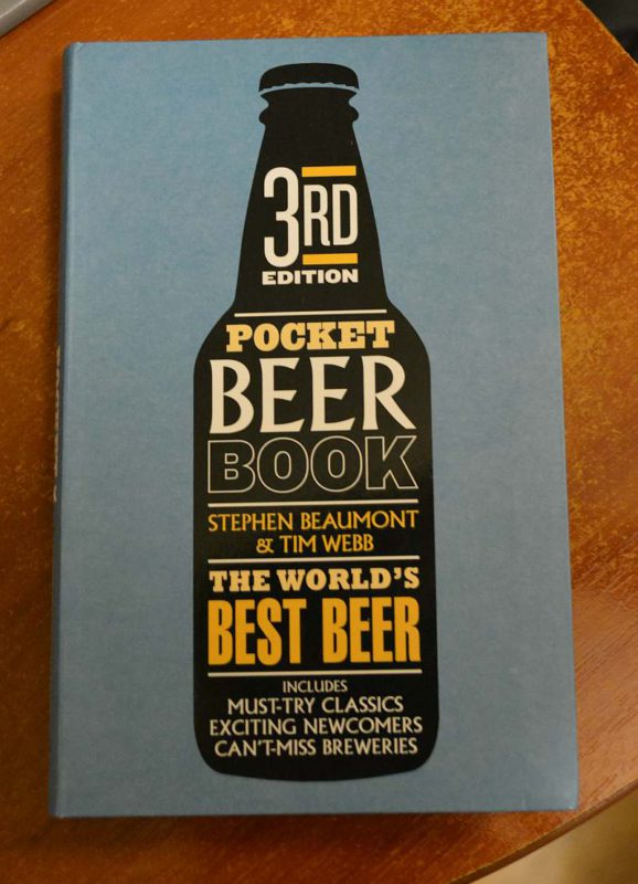 Pocket Beer Book. The World`s Best Beer.