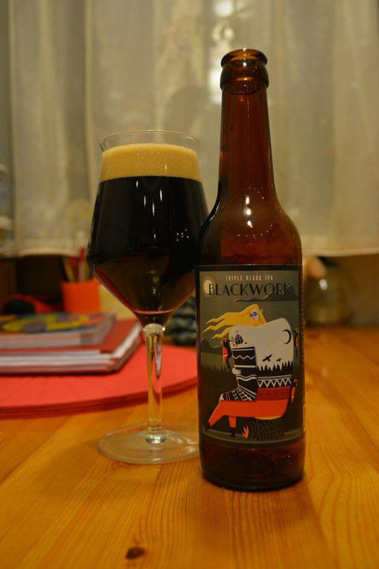 Пиво Blackwork