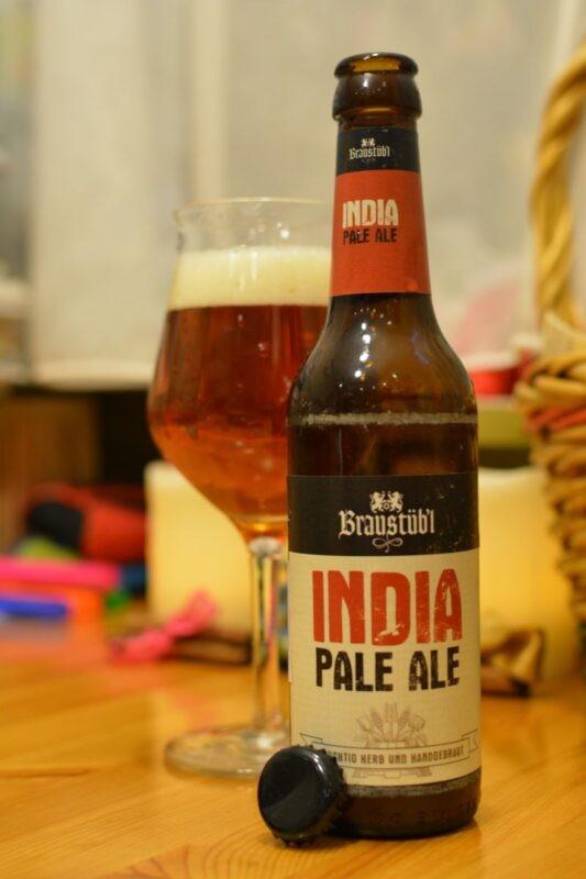 Пиво Darmstädter Braustüb'l India Pale Ale