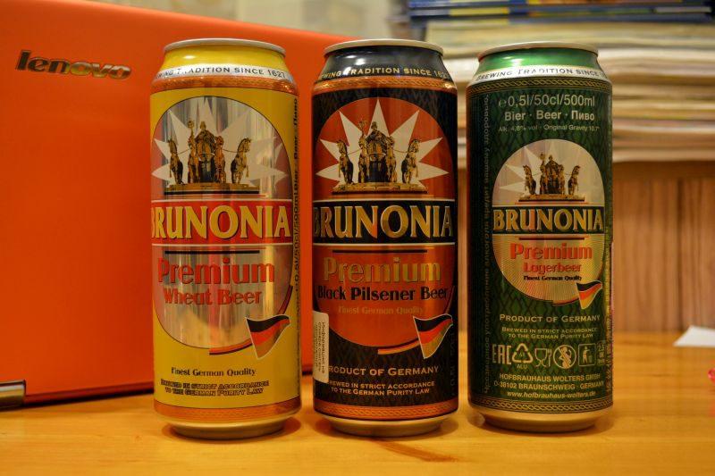 Пиво Brunonia