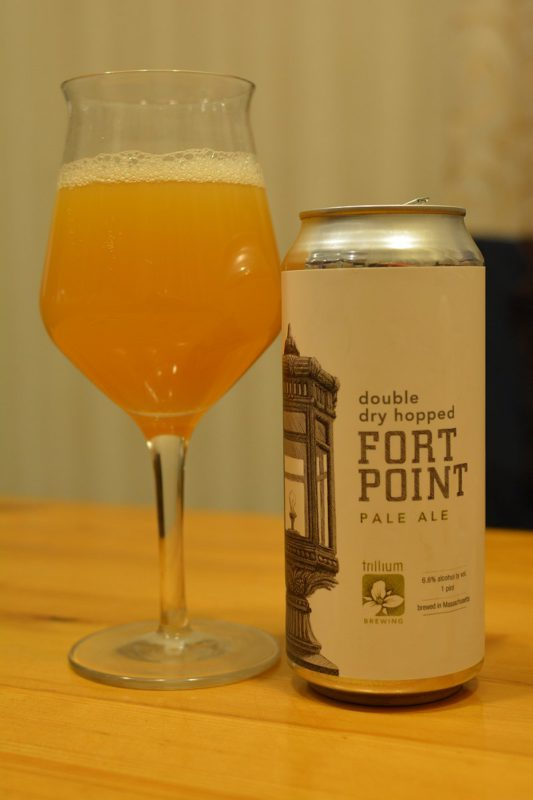 Пиво Fort Point Pale Ale