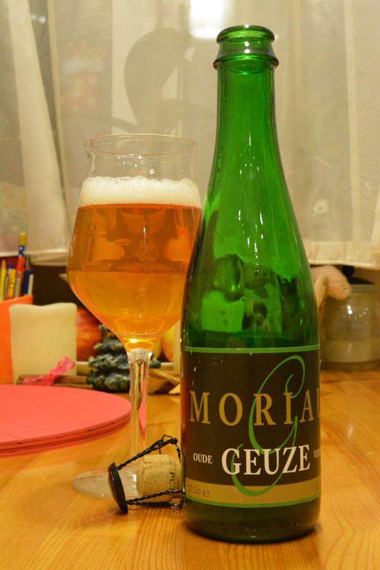 Пиво Moriau Oude Geuze Vieille