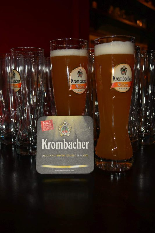 Пиво Krombacher Weizen