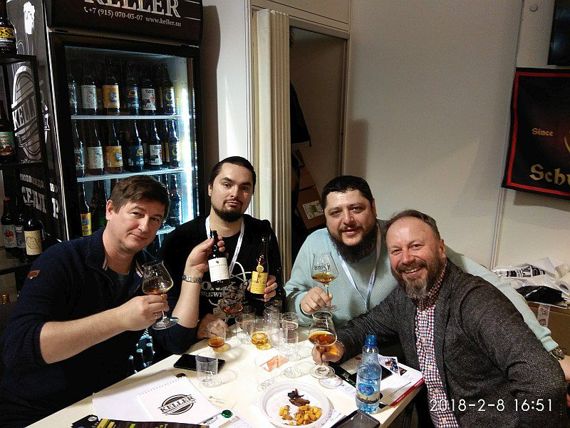 Дегустация Thomas Hardy's Ale