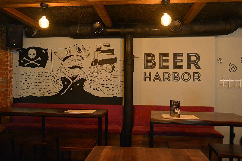 Бар Beer Harbor