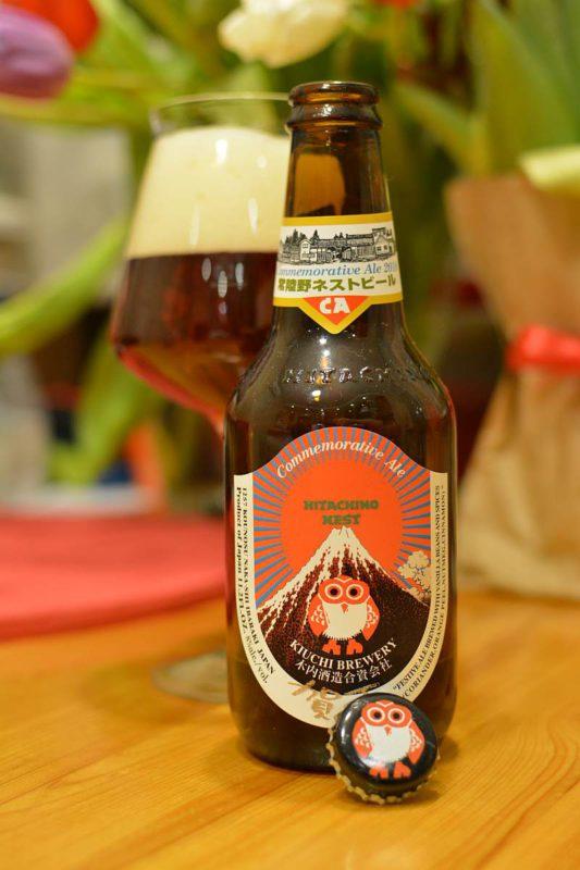 Пиво Hitachino Nest New Year Commemorative