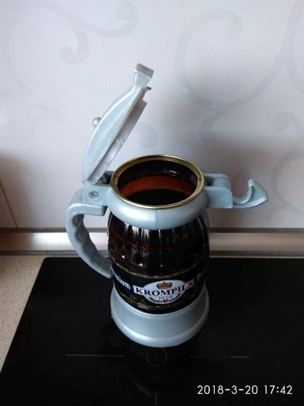 Пиво Krompils
