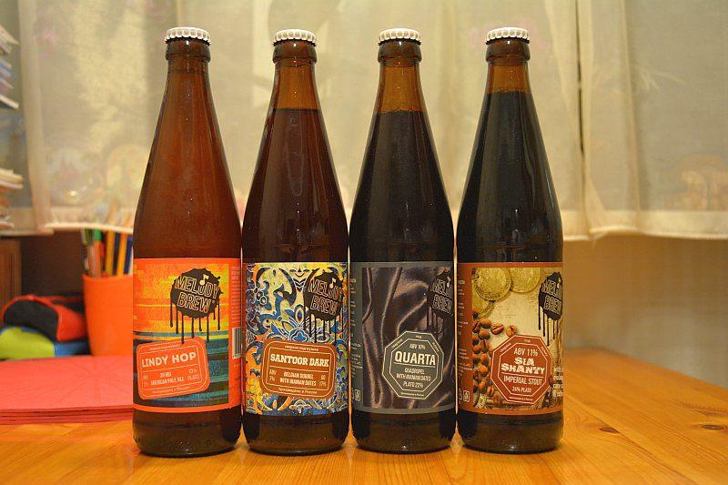 Пиво Melody Brew
