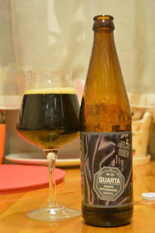 Пиво Quarta