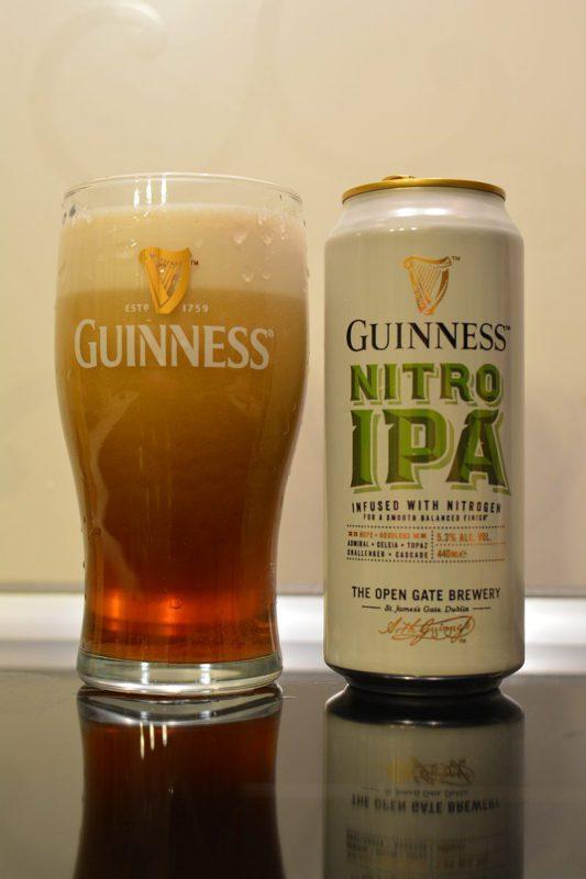 Пиво Guinness Nitro IPA