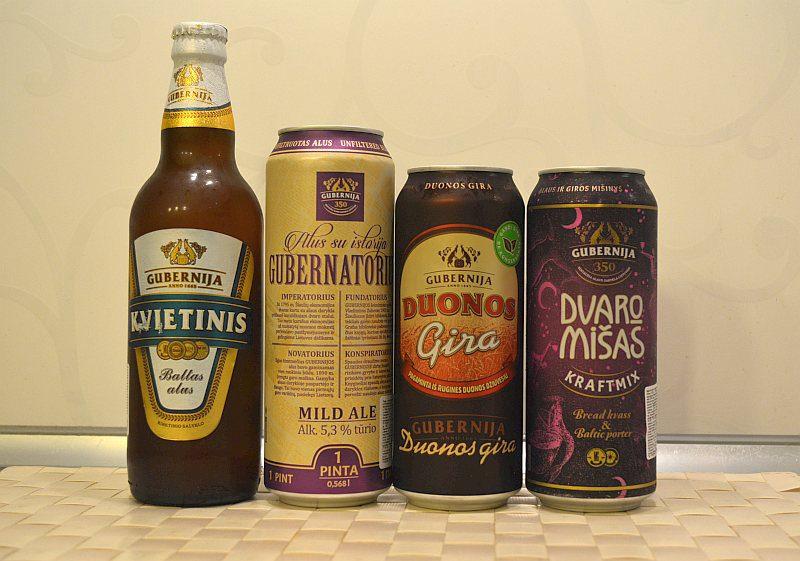 Пиво Gubernija