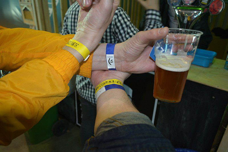Фестиваль пива в Санкт-Петербурге