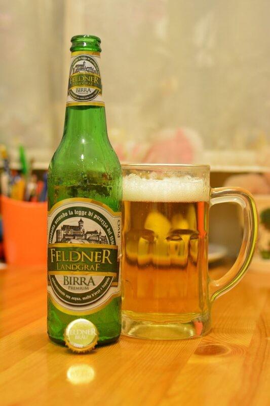 Пиво Feldner Landgraf