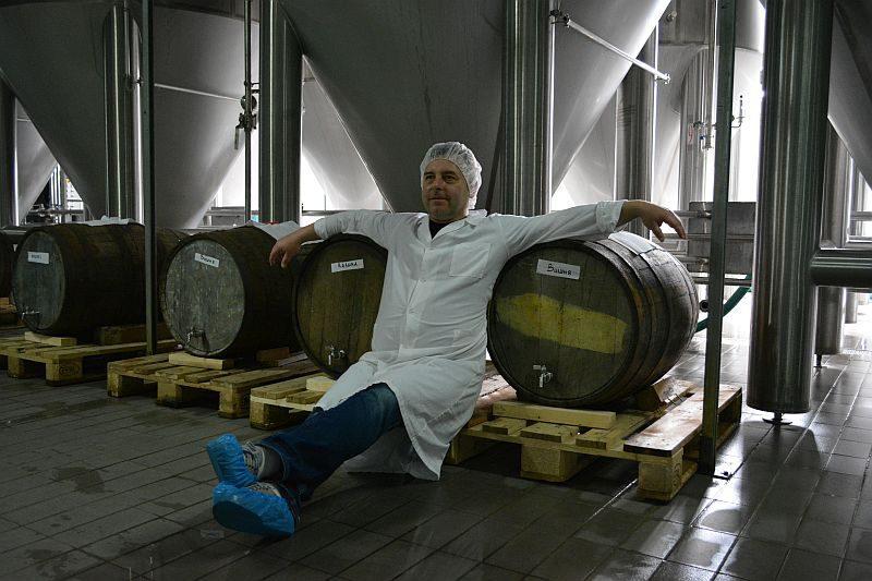 Пивоварня Gletcher. Дмитрий Бердасов