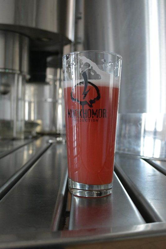 Пиво Cranberry Song Mookhomor Production