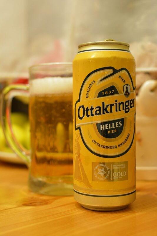 Пиво Ottakringer Helles