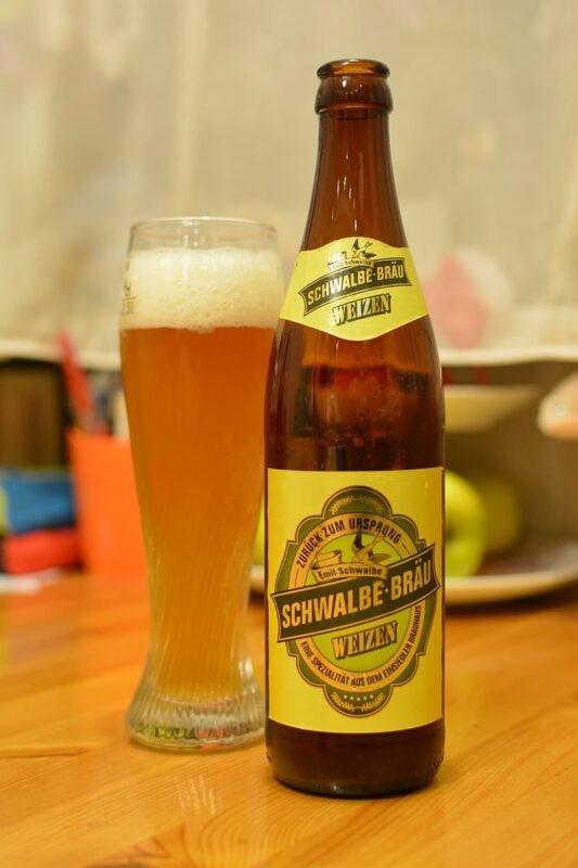 Пиво Schwalbe-Brau Weizen
