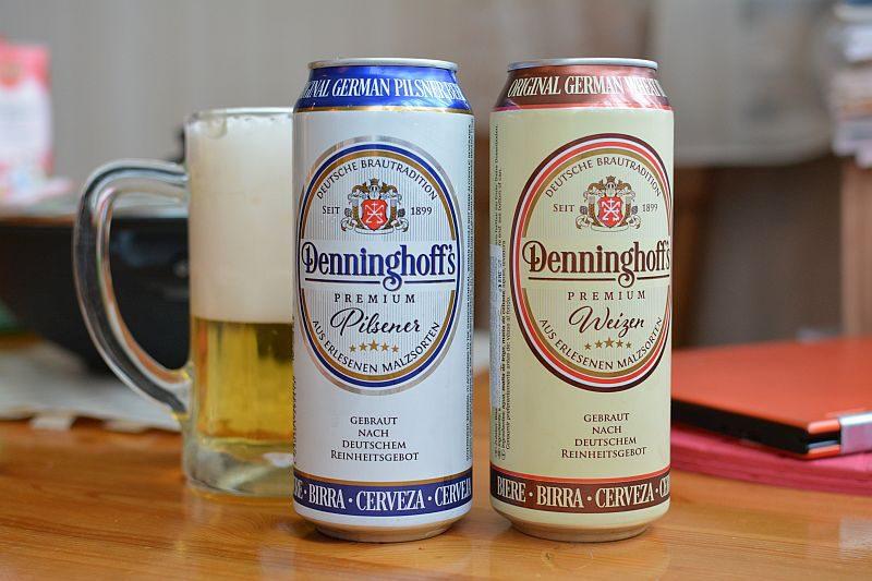 Пиво Denninghoff's