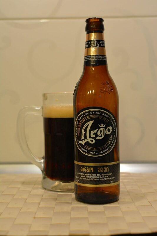 Пиво Argo Dark