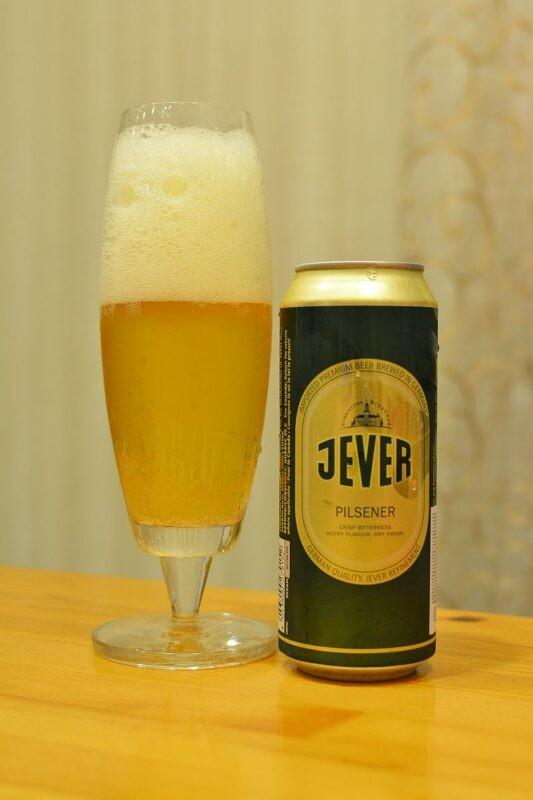 Пиво Jever Pilsner