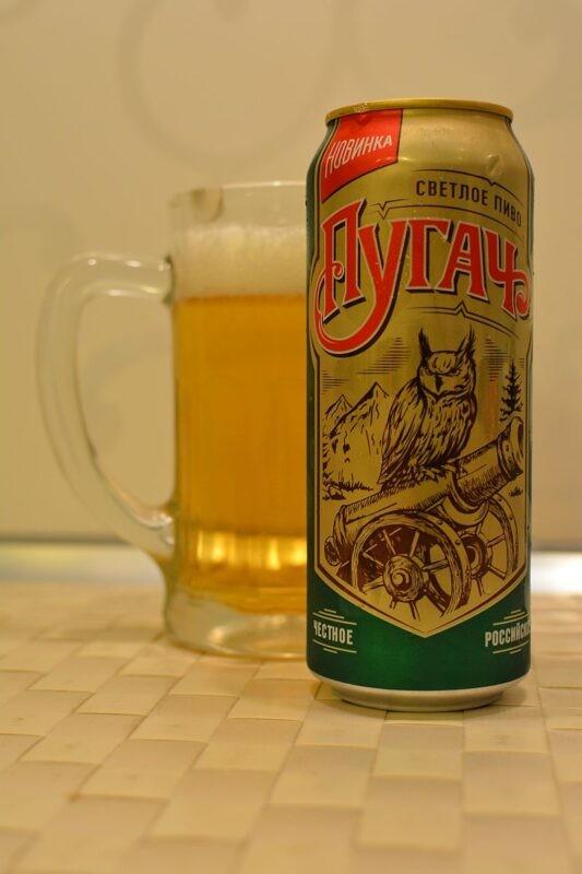 Пиво Пугач