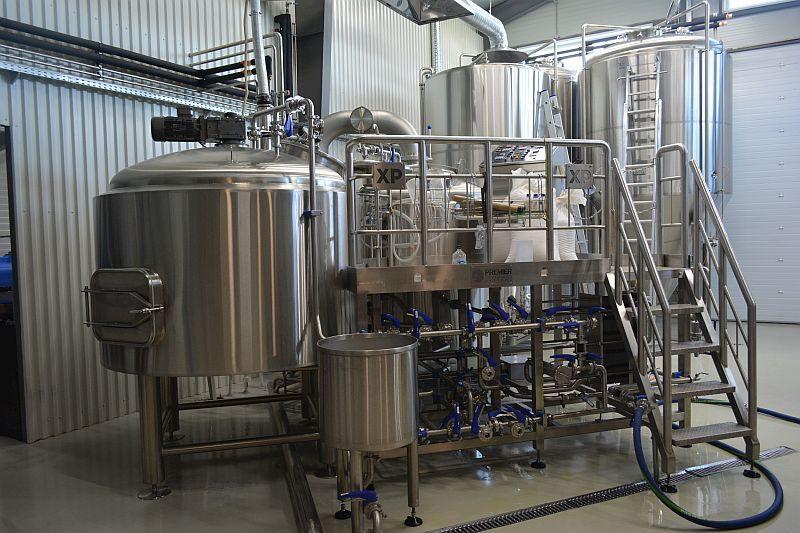 Пивоварня XP Brew