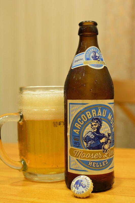 Пиво Mooser Liesl