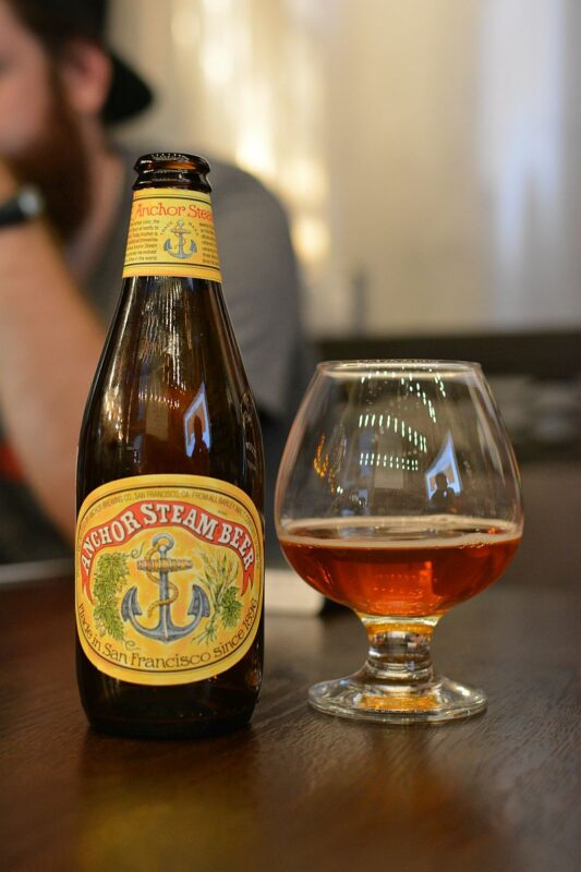 Пиво Anchor Steam Beer