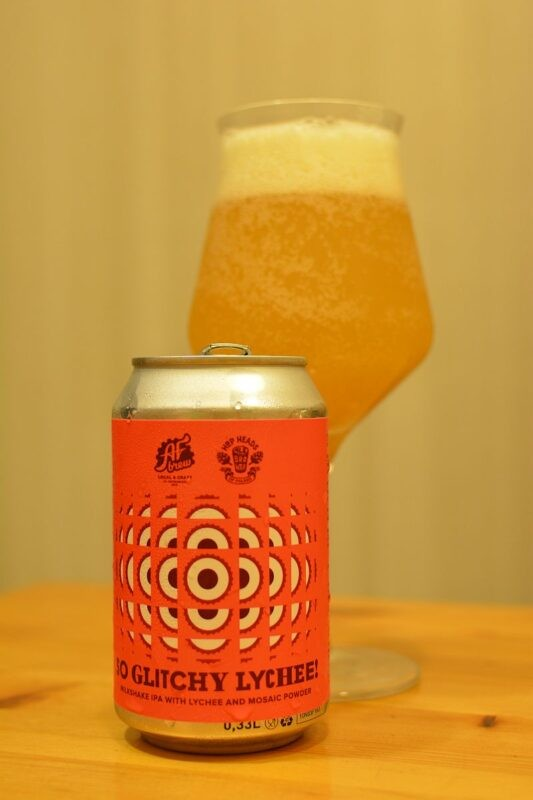 Пиво So Glitchy Lychee!