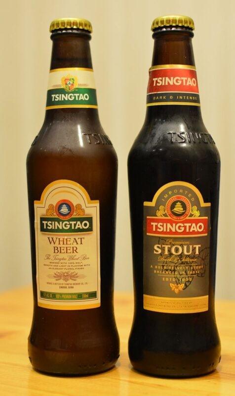 Пиво Tsingtao
