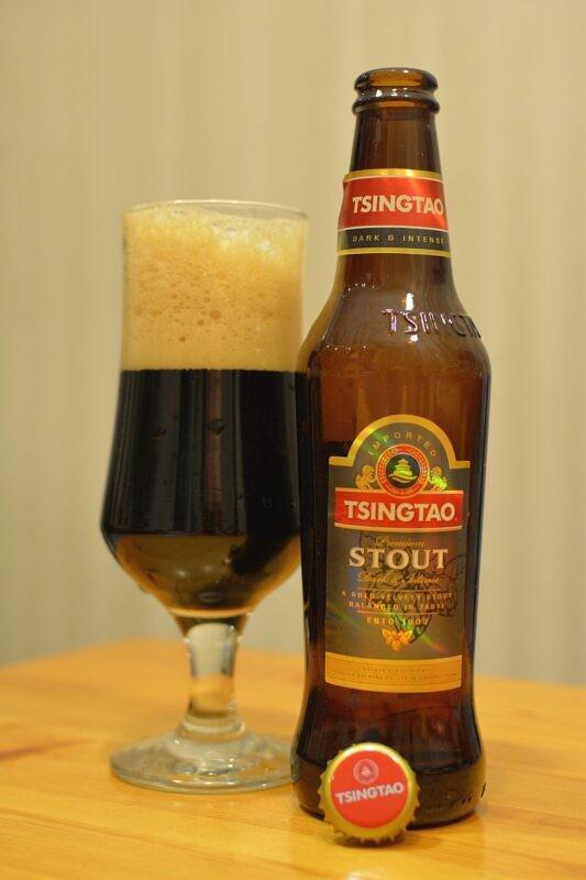 Пиво Tsingtao Stout
