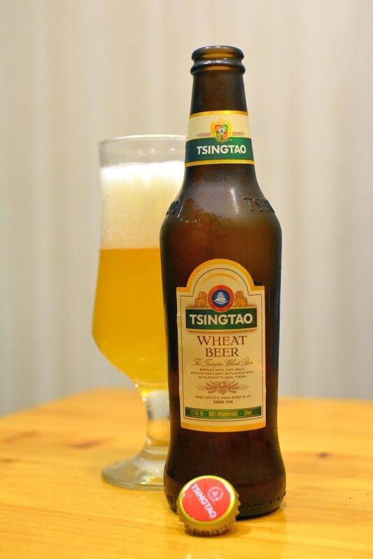 Пиво Tsungtao Wheat Beer