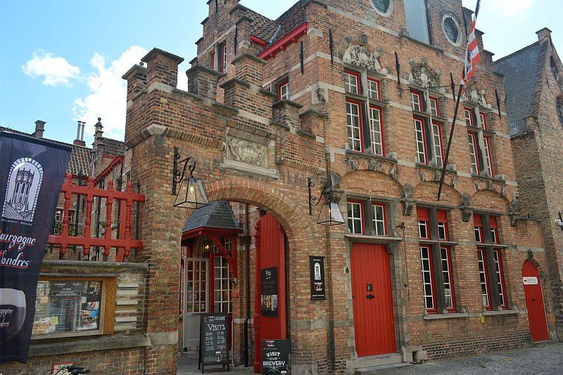 Пивоварня Пивоварня Bourgogne des Flandres